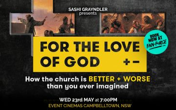 For the Love of God Film Screening