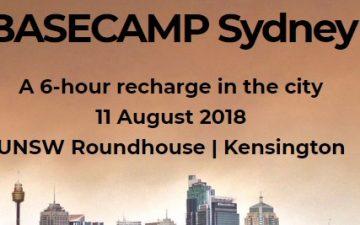 Basecamp Men's Conference