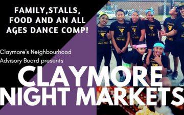 Claymore Night Markets