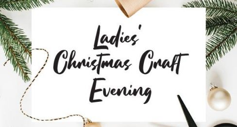 Ladies' Christmas Craft Evening